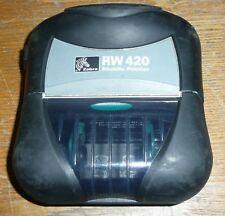 Zebra Mobile Printer for sale | eBay