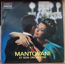 MANTOVANI ET SON ORCHESTRE DEUX PETITS CHAUSSONS FRENCH LP DECCA