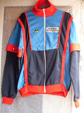 Clothing blouse with long sleeve trousers  SEFB peugeot size L blue red black