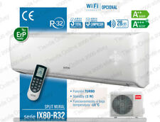 2019 AIRE ACONDICIONADO SPLIT HTW IX-80 GAS R32 / 2752FG + 3011KC A+++ INVERTER