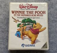NEW Winnie the Pooh in the Hundred Acre Wood Sierra On-Line Amiga Disney game
