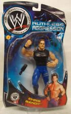 WWE Ruthless Aggression Series 7 Chris Benoit With Mic WCW ECW NJPW (MOC)