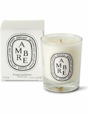 DIPTYQUE CANDLE * AMBRE / AMBER * 70g MYSTERIOUSLY ELEGANT !!
