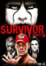 WWE: Survivor Series 2014 (DVD, 2014)