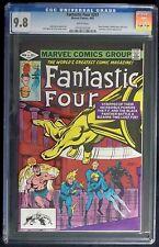 Fantastic Four #241 CGC 9.8 Fantastic Four & Black Panther battle Gaius Tiberius