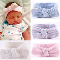 Newborn Infant Baby Girl Headband Toddler Bow Hair Band Girls Accessories Cute