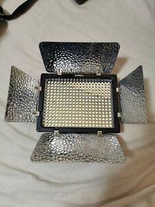 Yongnuo YN-300 LED Camera Video Light Adjustable mark 1