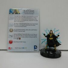 DC HeroClix Trinity War Black Adam #058 w/ Card G01
