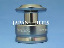 NEW SHIMANO SPHEROS SW 8000 8000 GENUINE SPOOL fit SW 10000 *FAST DELIVERY*