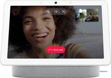 "Google Nest Hub Max 10"" Smart Display with Google Assistant - Chalk"