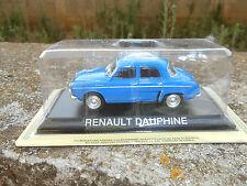 RENAULT DAUPHINE  - Die cast 1/43 EUROPA DELL'EST