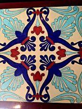 French Jugendstil Art Nouveau Tile Lebeuf Milliet Cie Creil Montereau Maiolica