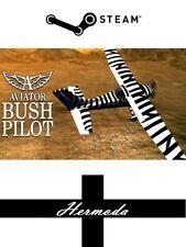 Clave de vapor Piloto Aviador-Bush-para PC Windows (el mismo día de despacho)