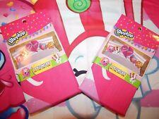 Pillowcases Shopkins 2 Pink White Friendship Set Kookie Poppycorn Pillow Case