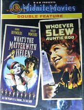 2 Horror WHAT's the MATTER WITH HELEN?(1971) and  WHOEVER SLEW AUNTIE ROO?(1972)