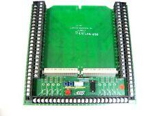 GAI LANTEK LIU-4/BB SOCKET BASE PRINTED CARD REV A PCB CIRCUIT BOARD