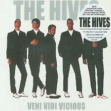 The Hives - Veni Vidi Vicious by The Hives (CD-2002, Burning Heart) 12 tracks