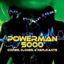 POWERMAN 5000 - Copies, Clones & Replicants CD