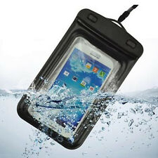 FUNDA IPHONE 7 PLUS WATERPROOF SUMERGIBLE RESISTENTE AGUA NEGRO IMPERMEABLE