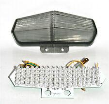 Feu stop led clignotant intégré fumé tail light ducati 749 999 multistrada 620