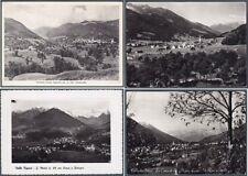 VERBANIA VIGEZZO 15 - N° 4 Cartoline diverse 1960 FINERO S. MARIA MAGG. DRUOGNO