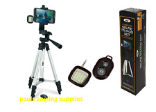 NGT SELFIE REMOTE CONTROL SELFIE CARP FISHING CAMERA TRIPOD / STAND FOR PHONE