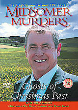 Midsomer Murders - The Ghosts Of Christmas Past [DVD] Very Good DVD William Chub