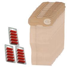 Dust Bags For Vorwerk VK ET Series Hoover Vacuum Cleaner Pack of 15 + Fresh