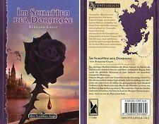 DAS SCHWARZE AUGE-DSA-Bd.114: IM SCHATTEN DER DORNROSE-Abenteuer-Roman-neu