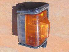 Toyota Cressida Classic Front Amber Indicator & Side Light Lens Unit 1984
