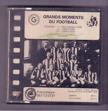 GRANDS MOMENTS DU FOOTBALL  - FILM SUPER 8 SONORE