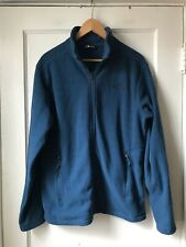The North Face Mens Blue Full Zip Jacket Size L