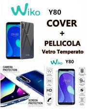Cover Morbida Custodia Silicone TRASPARENTE pre WIKO Y80