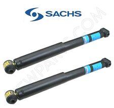 For Volvo 960 V90 Pair Set Of 2 Rear Hydraulic Monotube Shocks OEM Sachs 272220