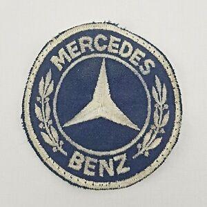 Vintage Mercedes Benz Patch Badge - M1