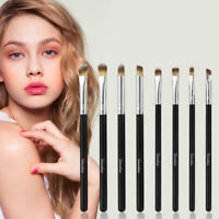 8pcs Eye Makeup Brushes Set Pro Blusher Powder Eyeshadow Eyeliner Lip Brush