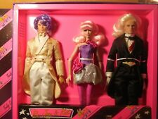 "Integrity JEM AND THE HOLOGRAMS ""PERFECT MATCH Gift Set 35th Anniv Doll"