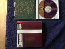 Deep Purple,Live And Rar, 24Karat Gold Japan CD Box-Pak!(1990),Limited & Rar!!!