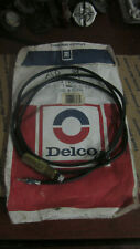 69-72 NOS Delco Antenna Radio Lead In Cable GM 14047812 LC27 Chevy Buick Pontiac