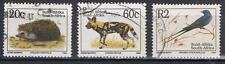 South Africa 1993 Endangered species  selection to R2 Used