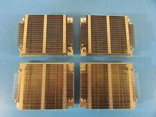 NEW Lot of 4 AIC HOJET V21PS12B LGA2011 Narrow 1U Heatsink similar SNK-P0047PCS