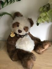 Charlie Bears Original Ross - Retired