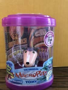 MicroPets DUX. Series 3 Interactive Robot Toy. New/Sealed