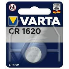 VARTA CR 1620 3V 70mAh Pile Bouton au Lithium