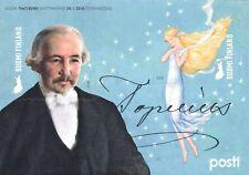 Finland 2018 MNH Sheet - Famous Finnish Author Zacharias Topelius - Fairytale
