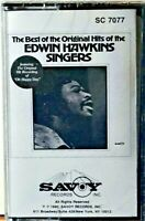 Cassette Best Original Hits of Edwin Hawkins Singers SEALED Gospel Oh Happy Day