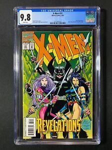 X-Men #31 CGC 9.8 (1994) - Spiral app