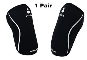 Crossfit Weightlifting Powerlifting Fitness 7mm Compression Neoprene Knee Sleeve