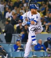 Justin Turner Autographed Signed 8x10 Photo ( Dodgers ) REPRINT