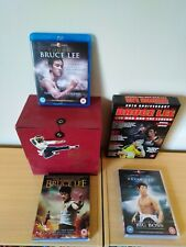 Bruce Lee Collection VHS, DVD & Blu Ray ~ Legendary Collection, Big Boss